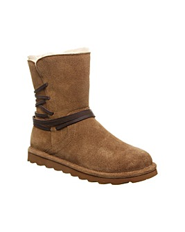BearPaw Shirley Ankle Boots