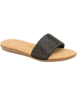 Dunlop Eleanor standard fit sandals