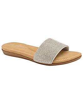 Dunlop Eleanor standard fit sandals