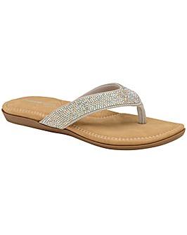 Dunlop Eryn women's standard fit sandals