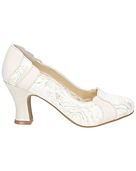 Ruby Shoo Priscilla Court Shoe