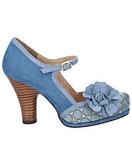 Ruby Shoo Hannah Chunky Shoe