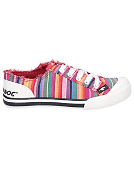 Rocket Dog Jazzin Eden Stripe Beach Shoe