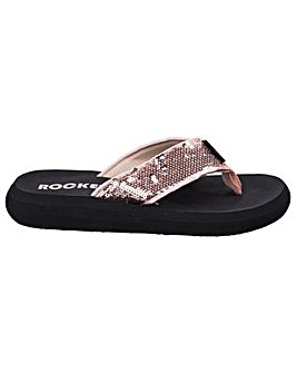 Rocket Dog Spotlight Cupid Sequin Sandal