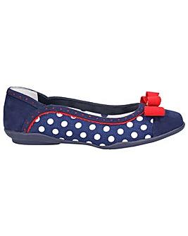Ruby Shoo Lizzie Ballerina Shoe