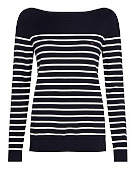 Tommy Hilfiger Heritage Boat Neck Sweater