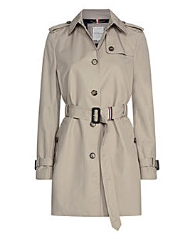 Tommy Hilfiger Singlebreasted Trench