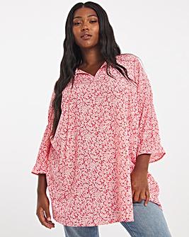 Vero Moda Ditsy Print Tunic