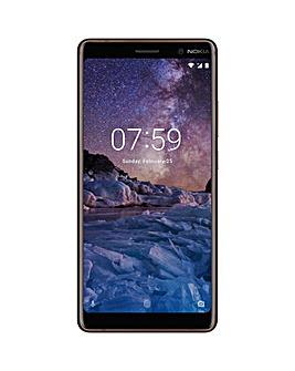Nokia 7+ 64GB - Black
