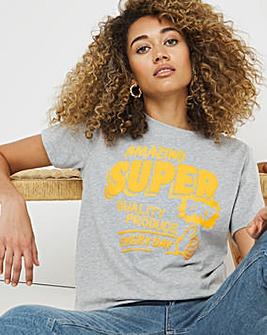 Superdry Workwear Graphic Tee