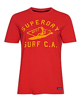 Superdry Cali Surf Classic Tee