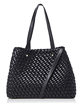 Dune Dovens Quilted Tote Bag