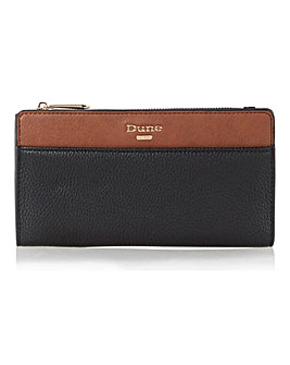 Dune Zip Around Purse