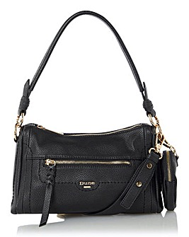 Dune Dallas Shoulder Bag With Coin Purse