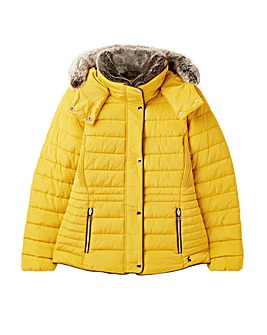 Joules Padded Jacket With Hood