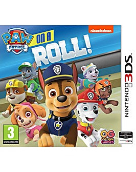 Paw Patrol On a Roll 3DS