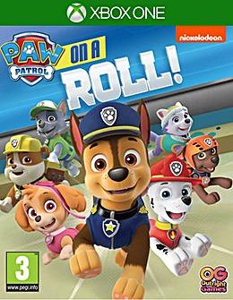Paw Patrol On a Roll Xbox One