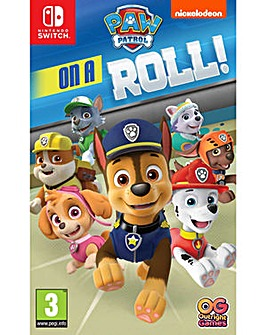 Paw Patrol On a Roll Nintendo Switch
