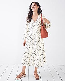 White Stuff Bella Midi Dress