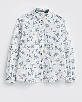 White Stuff Bright Skies Organic Shirt