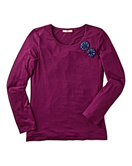 Joe Browns Girls Perfectly Pretty Tee