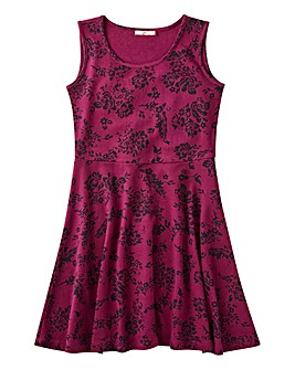 Joe Browns Girls Spritz Skater Dress