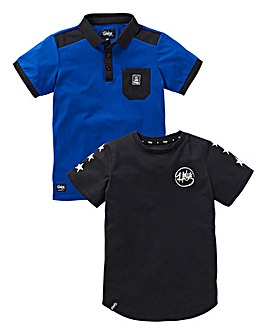 Henleys Boys T-Shirt and Polo Pack