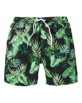 KD Boys Tropical Print Swim Shorts
