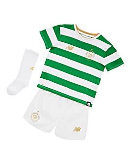 New Balance Celtic Boys Home Replica Kit