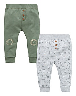 KD Baby Boy Pack of Two Jog Pants
