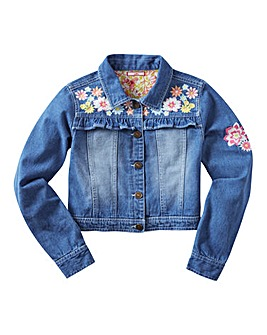 Joe Browns Girls Denim Jacket