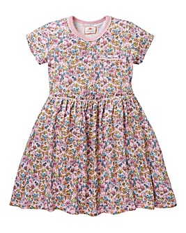 Joe Browns Girls Floral Print Dress