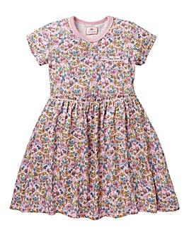 Joe Browns Girls Floral Print Dress
