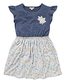 Joe Browns Girls 2 in 1 Floral Dress