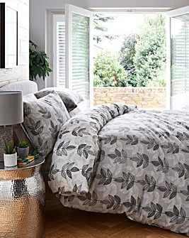 Barnaby Grey Duvet Cover Set