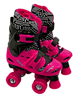 Elektra Quad Boots - Pink