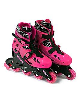 Elektra In Line Skates - Pink