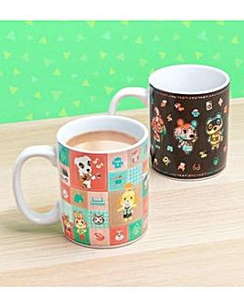 Animal Crossing Heat Mug