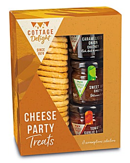 Cottage Delight Cheese Party Treats