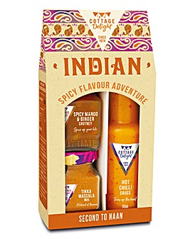 Cottage Delight Indian Spicy Adventure