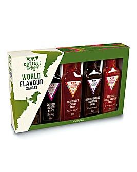 Cottage Delight World Flavour Sauces