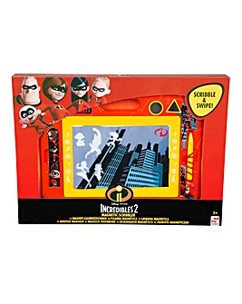 The Incredibles Med Magnetic Scribbler