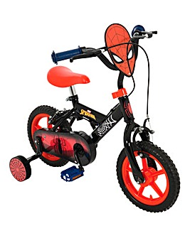 Spider-Man 12in Bike