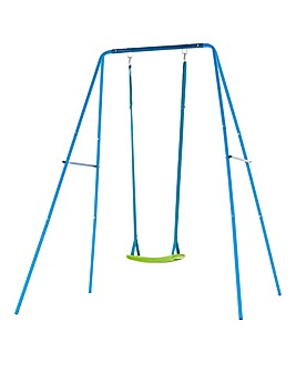 TP Small to Tall 2in1 Single Swing Set