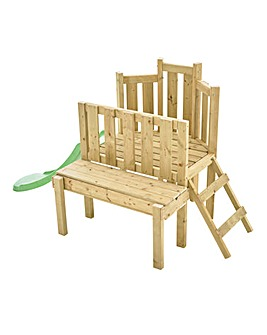 TP Forest Toddler Climbing Set & Slide