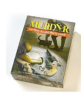 Brie Bullet & Black Cat Murder CD Game