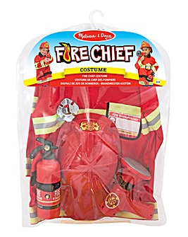 Melissa & Doug Fire Chief Set