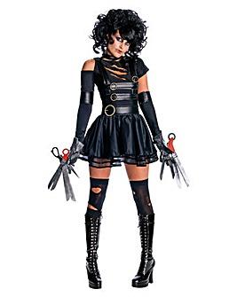 Halloween Miss Scissorhands Costume