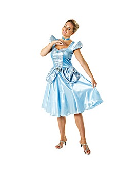 Ladies Disney Cinderella Costume