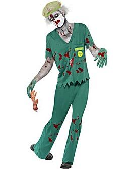 Halloween Mens Zombie Paramedic